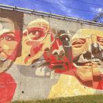 QUARTIERE ORTICA: museo dove la memoria del novecento è dipinta sui muri